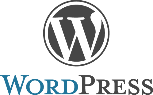 wordpress logo stacked rgb